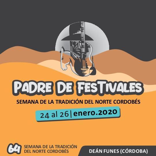 El Padre de los Festivales llega a Deán Funes