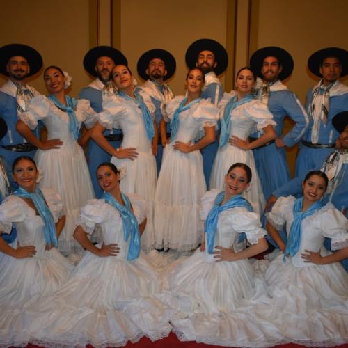 Actuación del Ballet Municipal