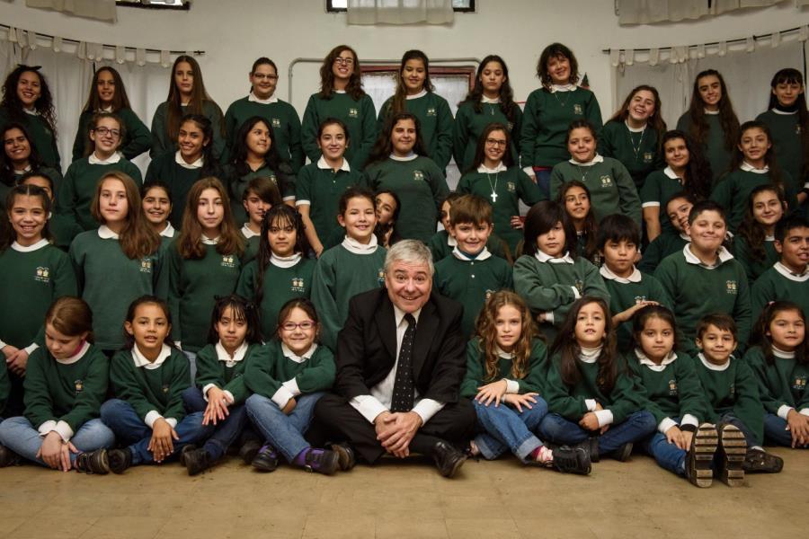 Coro de Niños de la Ciudad en Fiestas Patronales