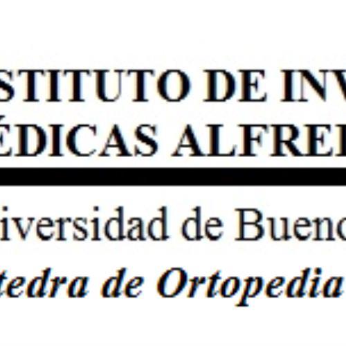 Cátedra de Ortopedia y Traumatología - IDIM A. Lanari