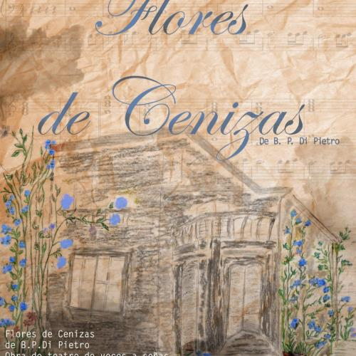 """Proyecto Szarny, Arte en familia """"Flores de Cenizas"""""""