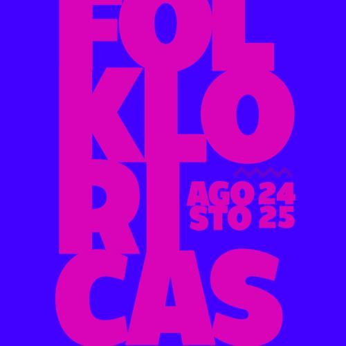 Folklóricas Segunda Edición
