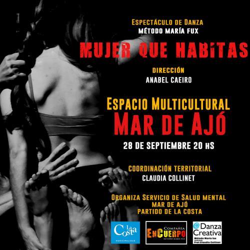 """""""Mujer Que Habitas"""" Método María Fux"""