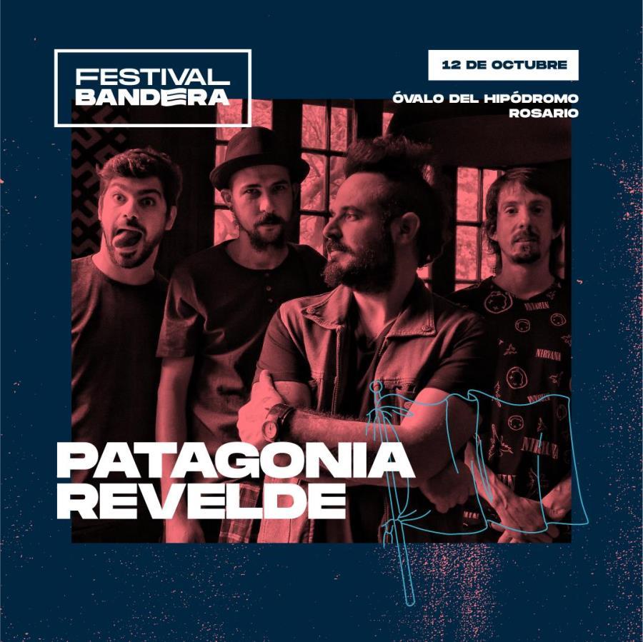 Patagonia ReVelde  en el Festival Bandera