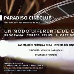 PARADISO CINECLUB