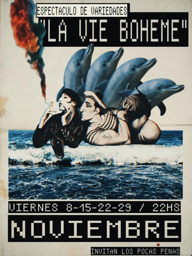 La Vie Boheme | Varieté 2019