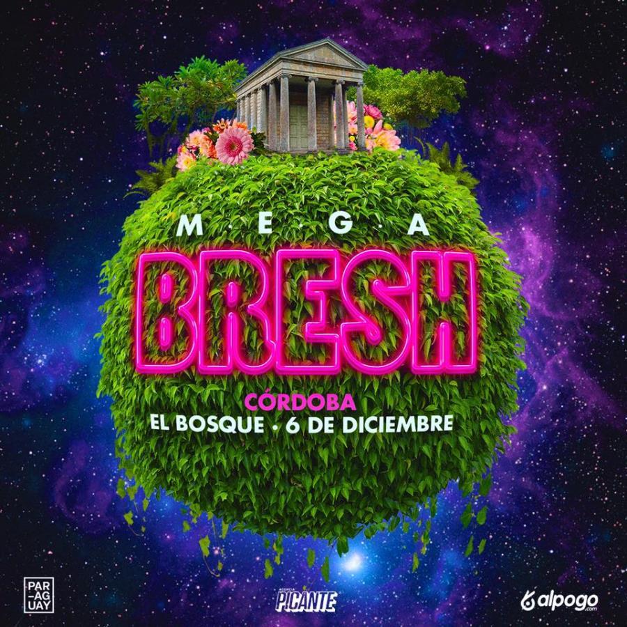 Mega Bresh al aire libre