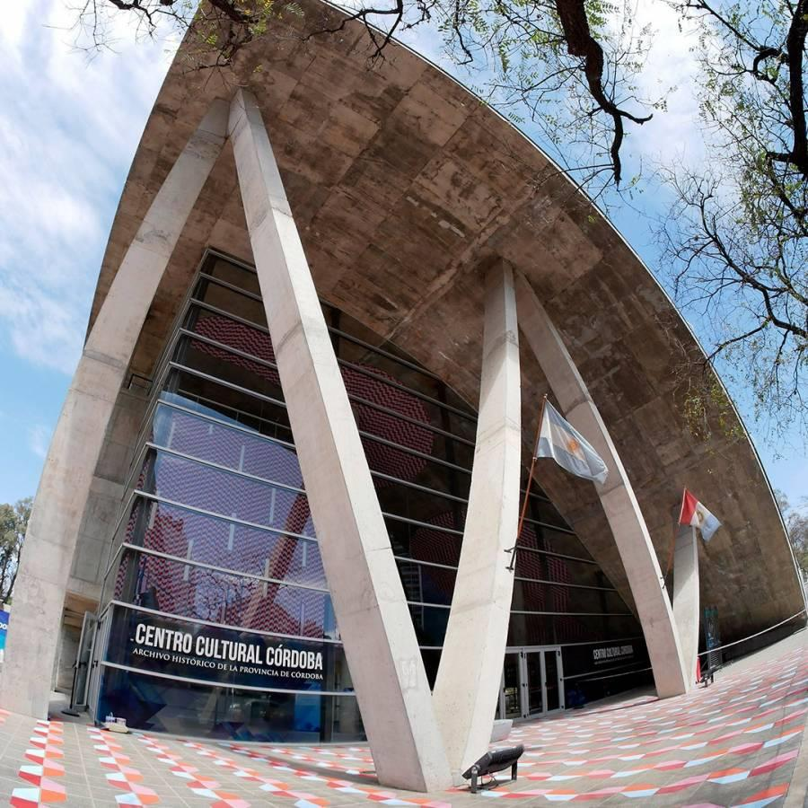 Inauguración de instalaciones artísticas en el CCC