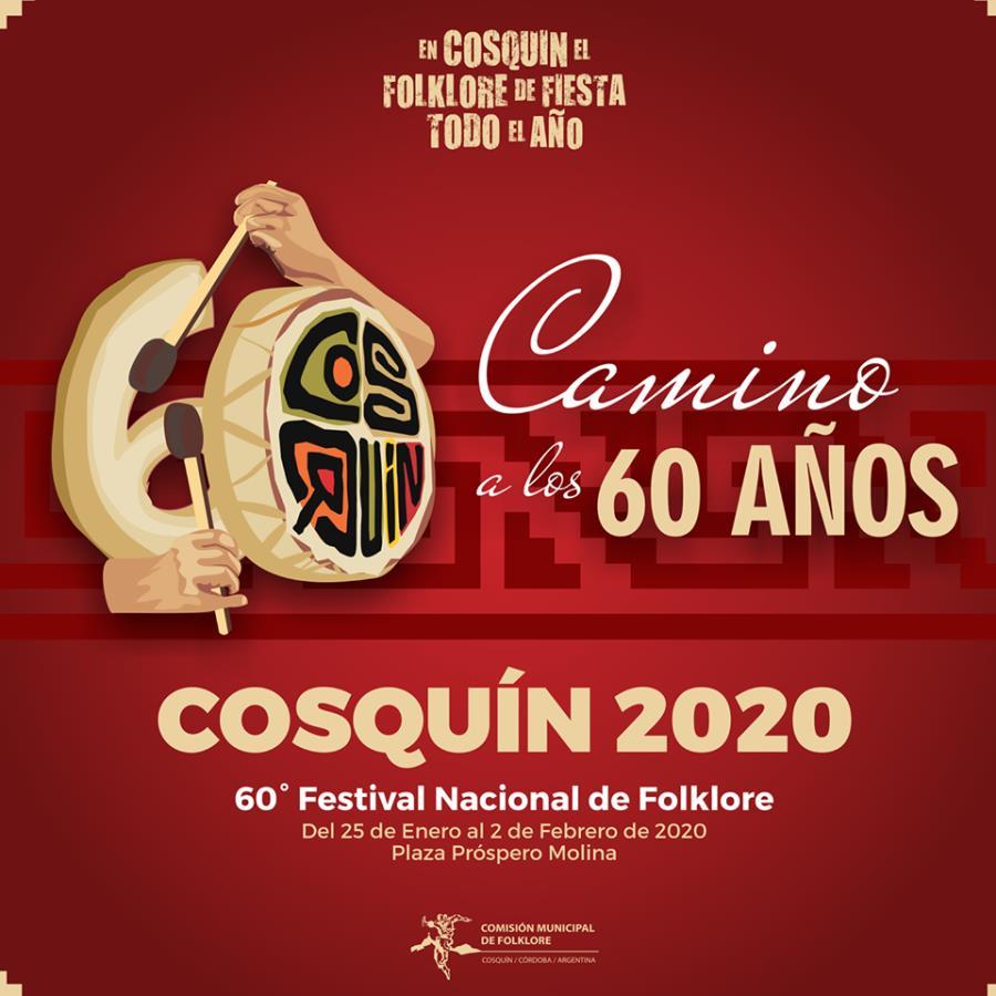 Festival Nacional del Folklore Cosquín 2020