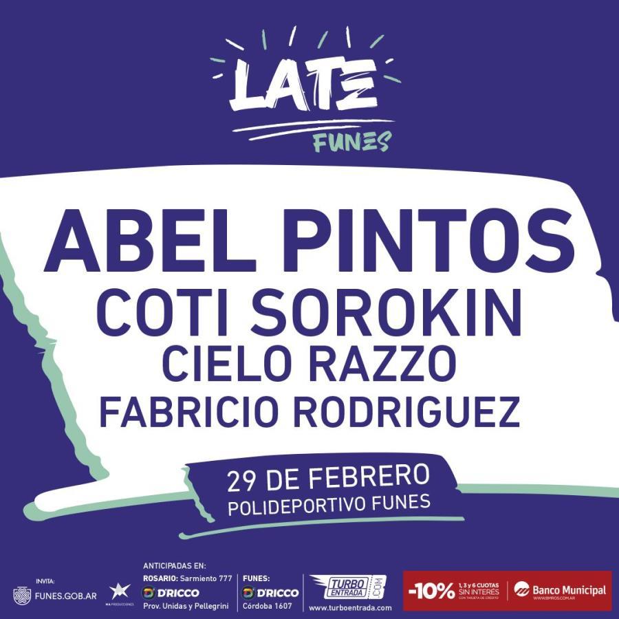 Late Funes. El Festival más importante de la Región