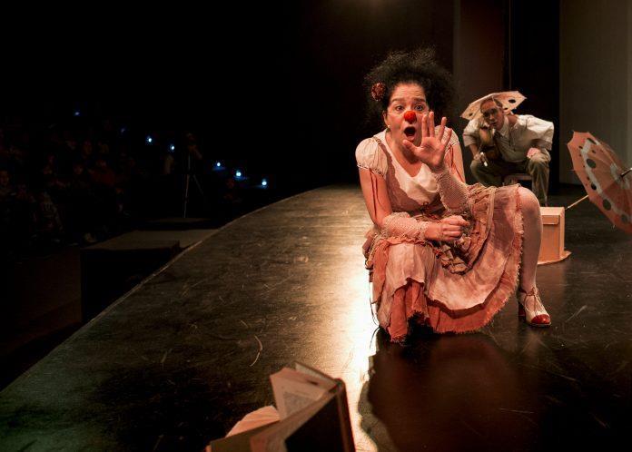 "Obra teatral ""Cascaja"" de Balbuceando Teatro"