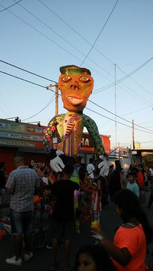 """Carnaval popular zona sur"""