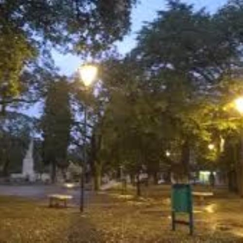 Plaza Juan XXIII, Talleres Este