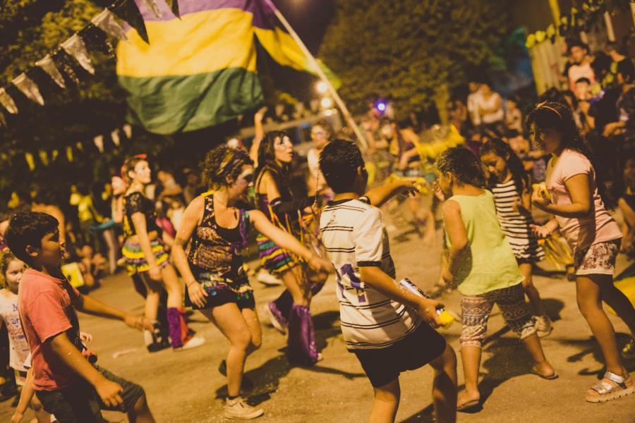 """""""Corso de Barrio Popular""""."""