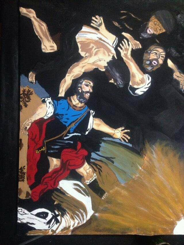 La conversion de pablo