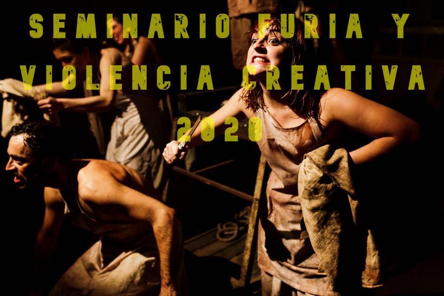 seminario Furia y Violencia Creativa ( Virtual )