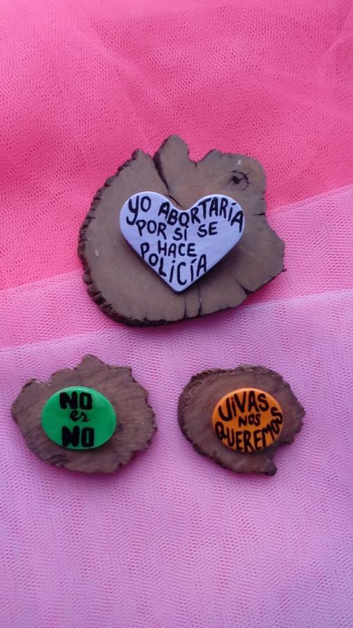 Combo 3 pins