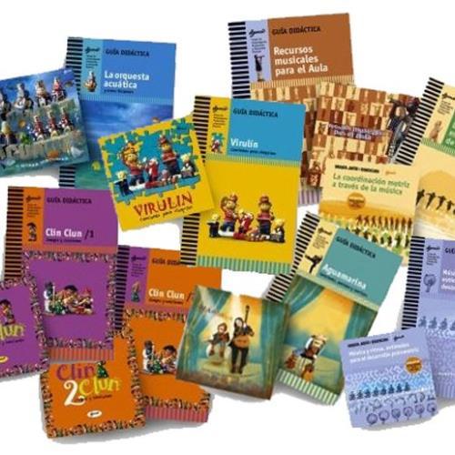 Colección Completa + guías didácticas
