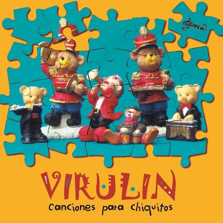 Virulín - canciones para chiquitos