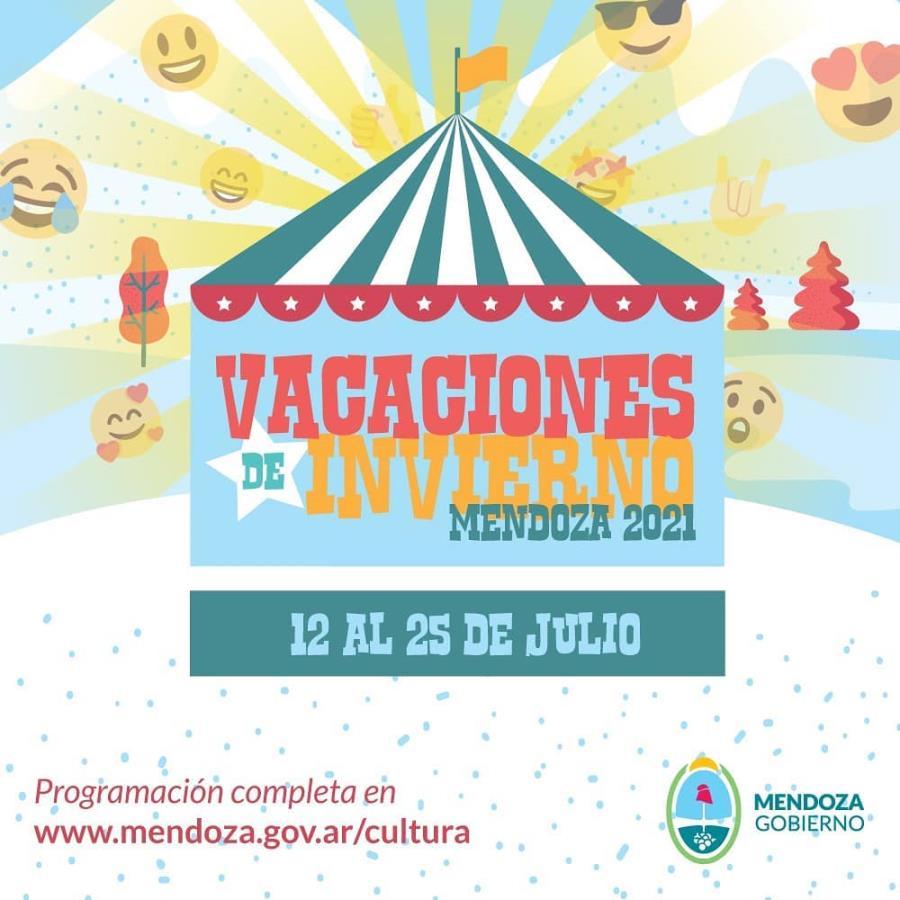 Vacaciones de invierno Mendoza 2021