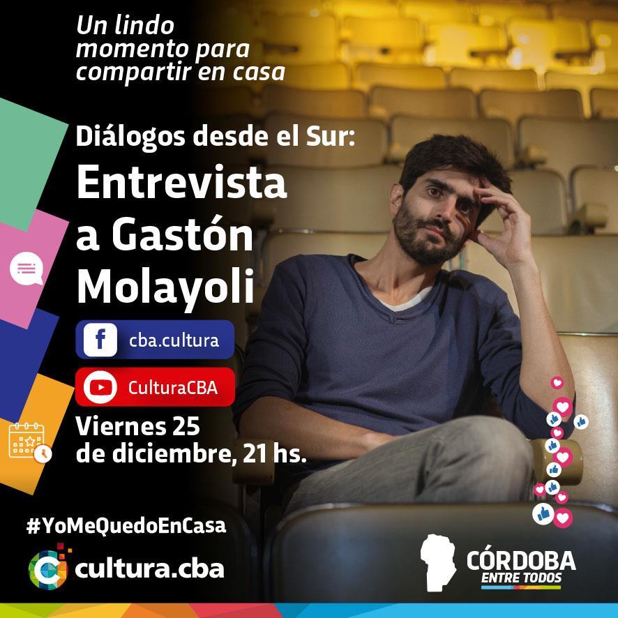 Diálogos desde el Sur: Entrevista a Gastón Molayoli