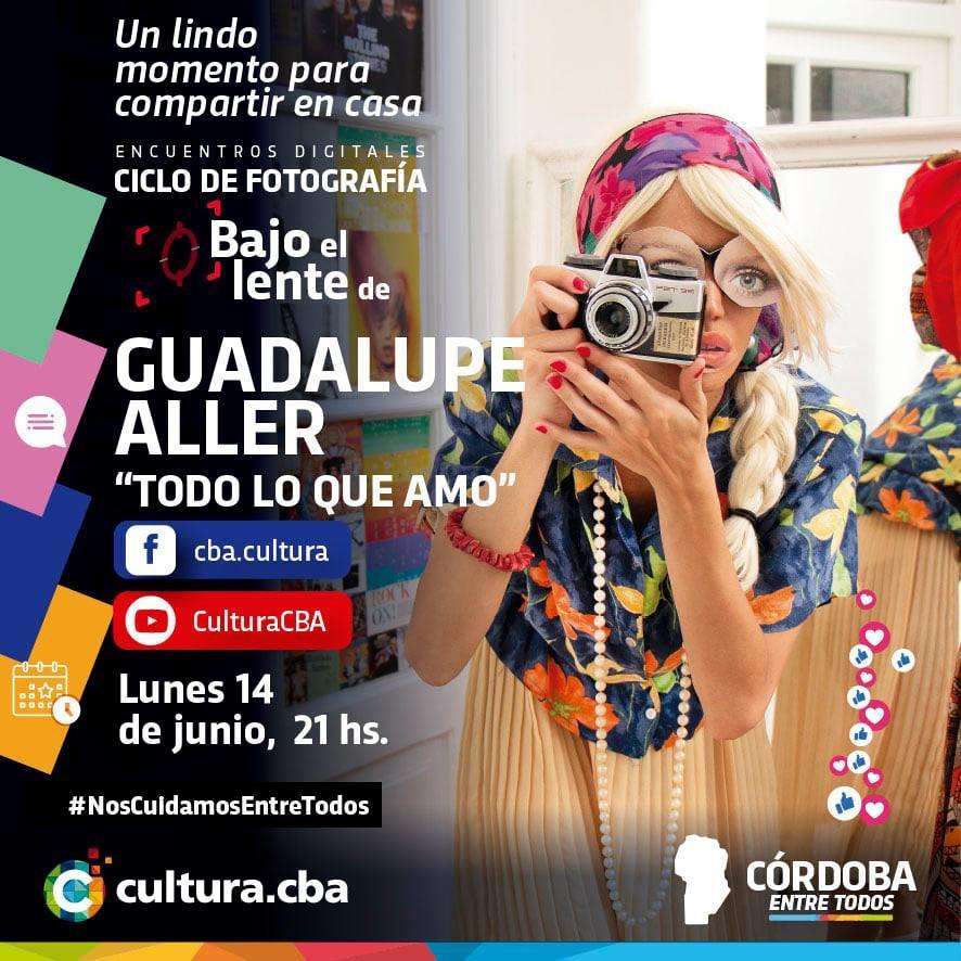 Bajo el lente de Guadalupe Aller