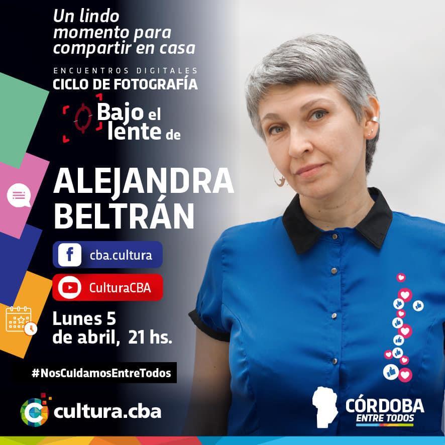 Bajo el lente de Alejandra Beltrán