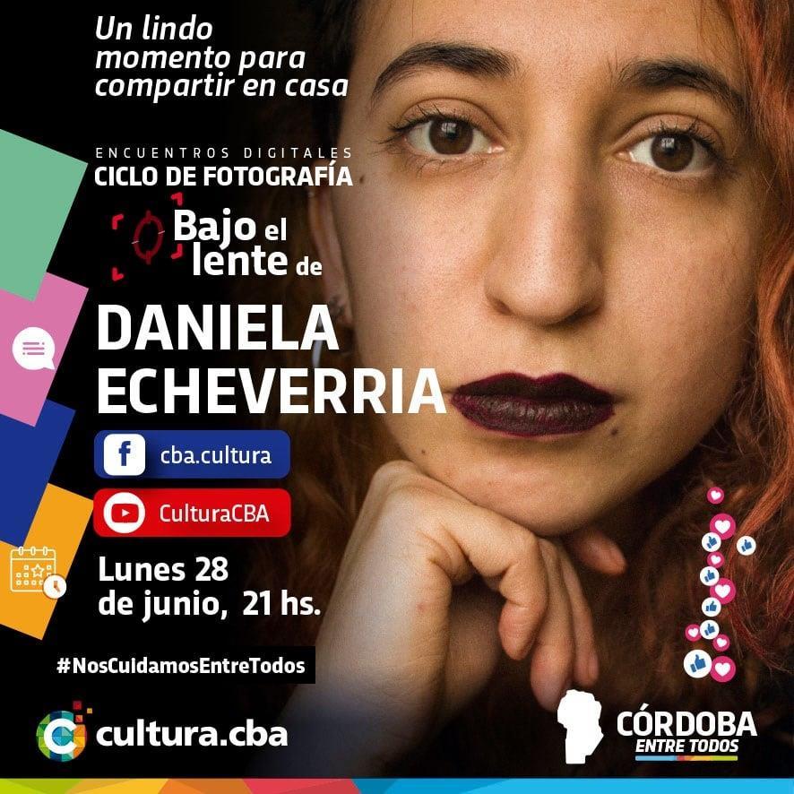 Bajo el lente de Daniela Echeverria