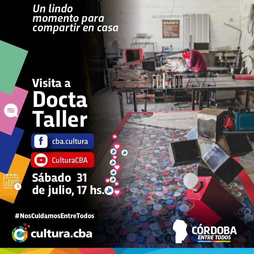 Visita al taller de Docta Taller