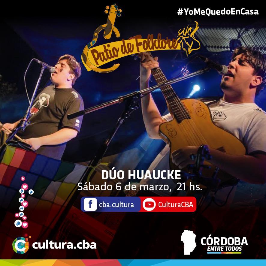 Patio de Folklore: Duo Huaucke