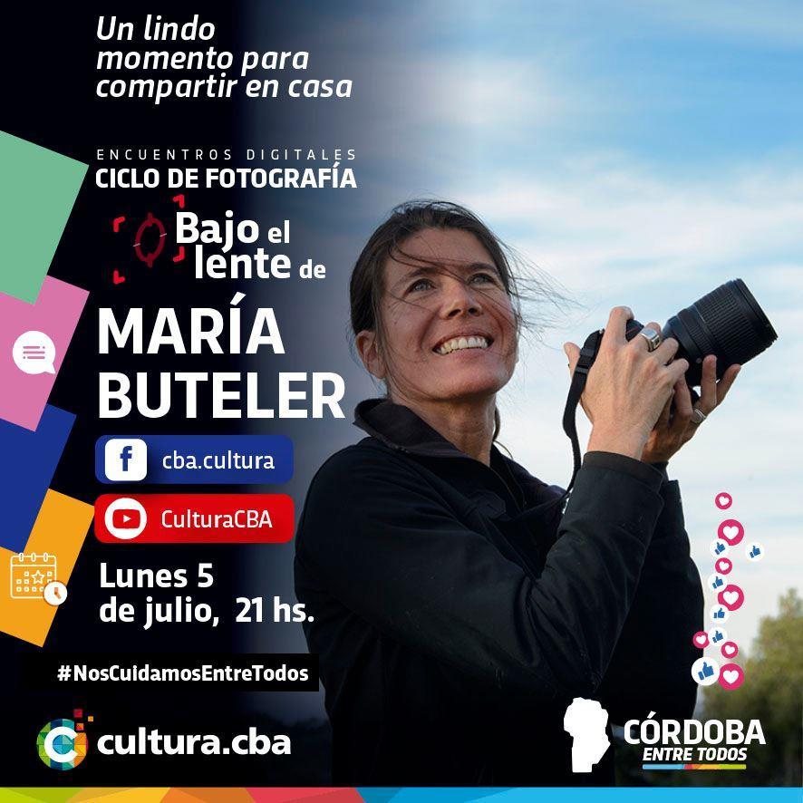 Bajo el lente de María Buteler