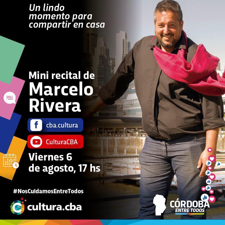 Mini recital de Marcelo Rivera