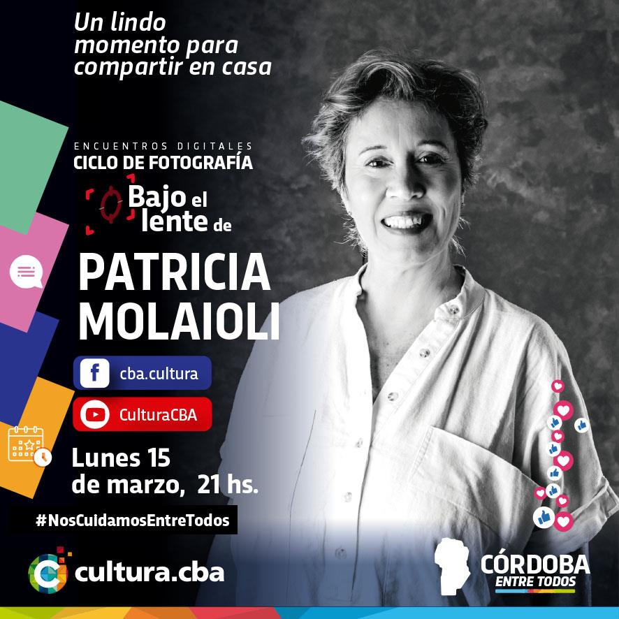 Bajo el lente de Patricia Molaioli
