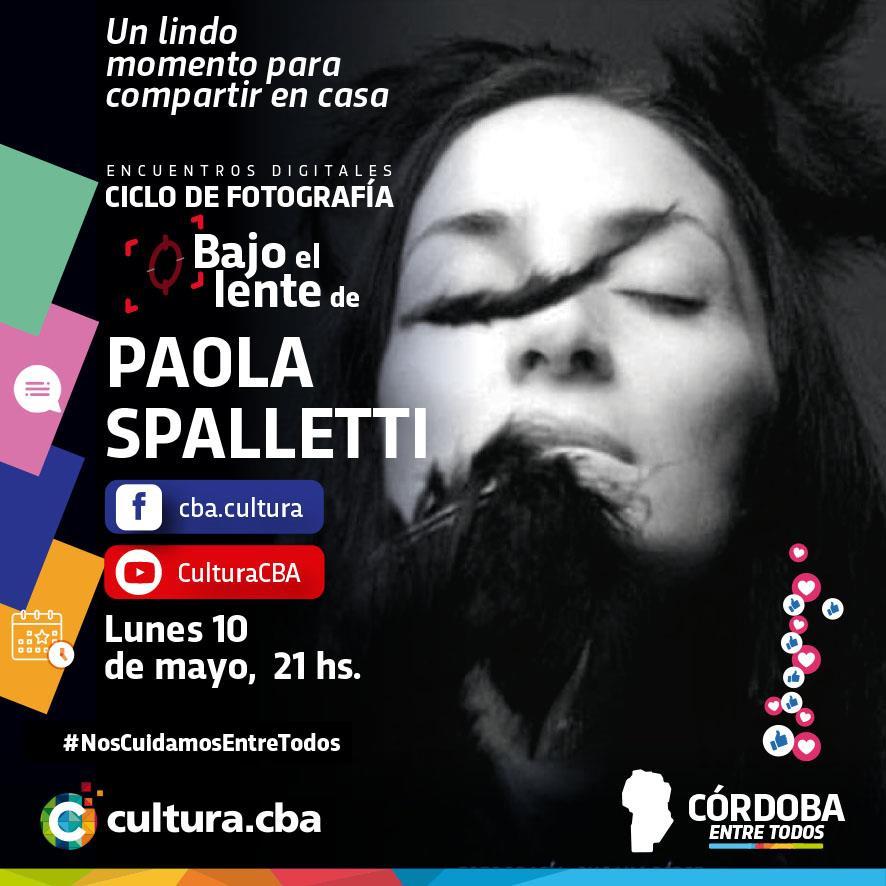 Bajo el lente de Paola Spalletti