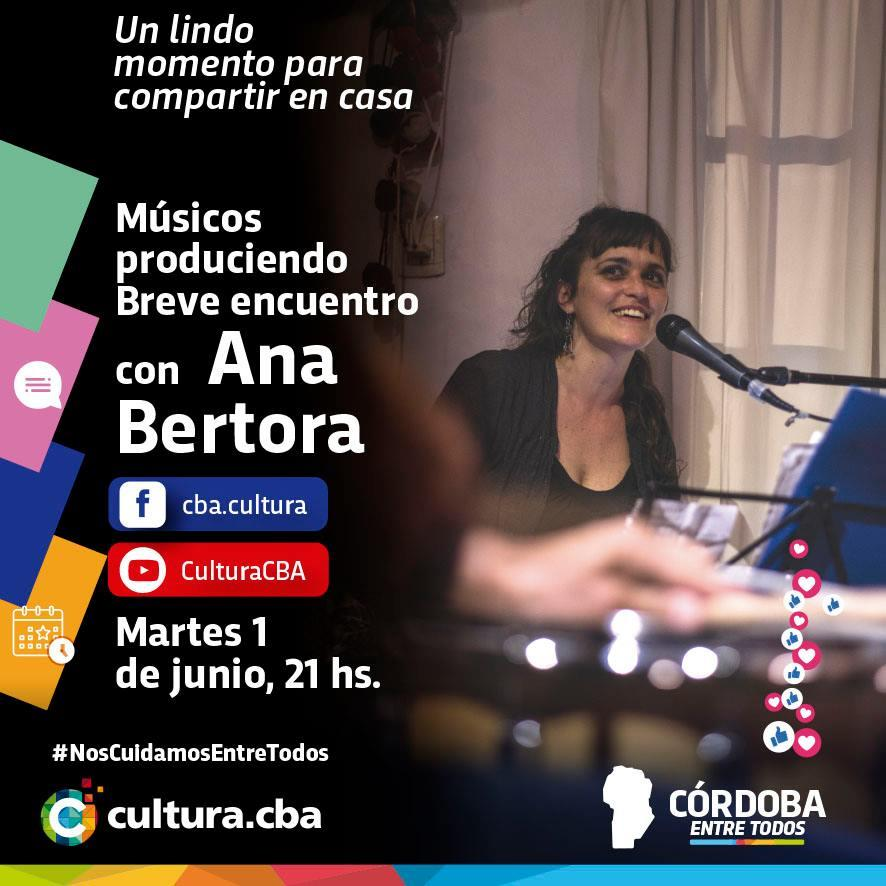 Músicos produciendo: Breve encuentro con Ana Laura Bertora