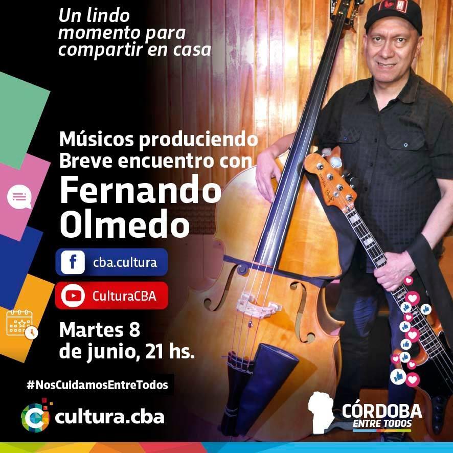 Músicos produciendo: breve encuentro con Fernando Olmendo