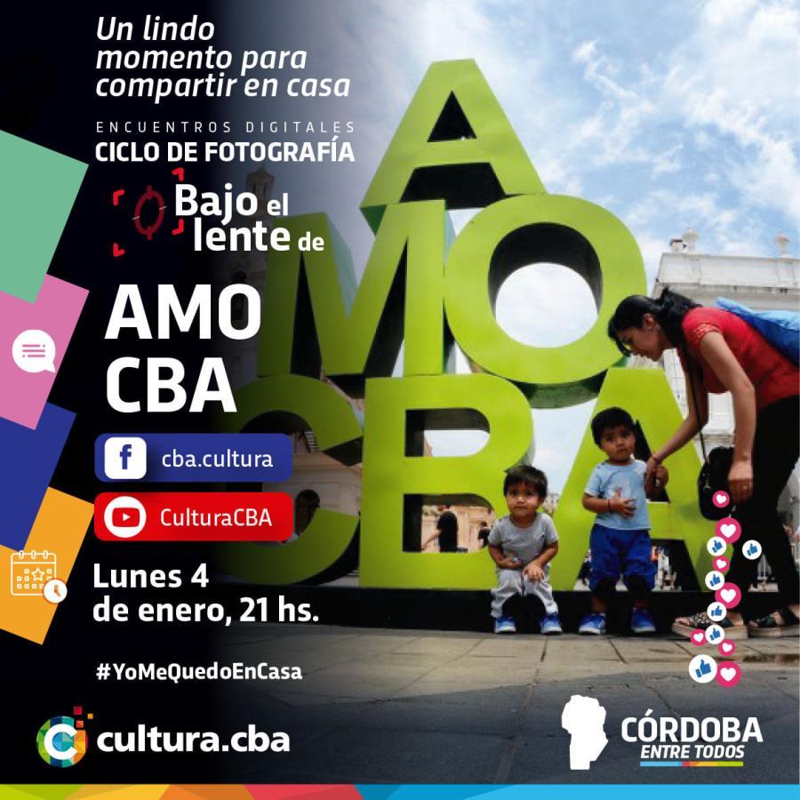 Bajo el lente de… Amo CBA
