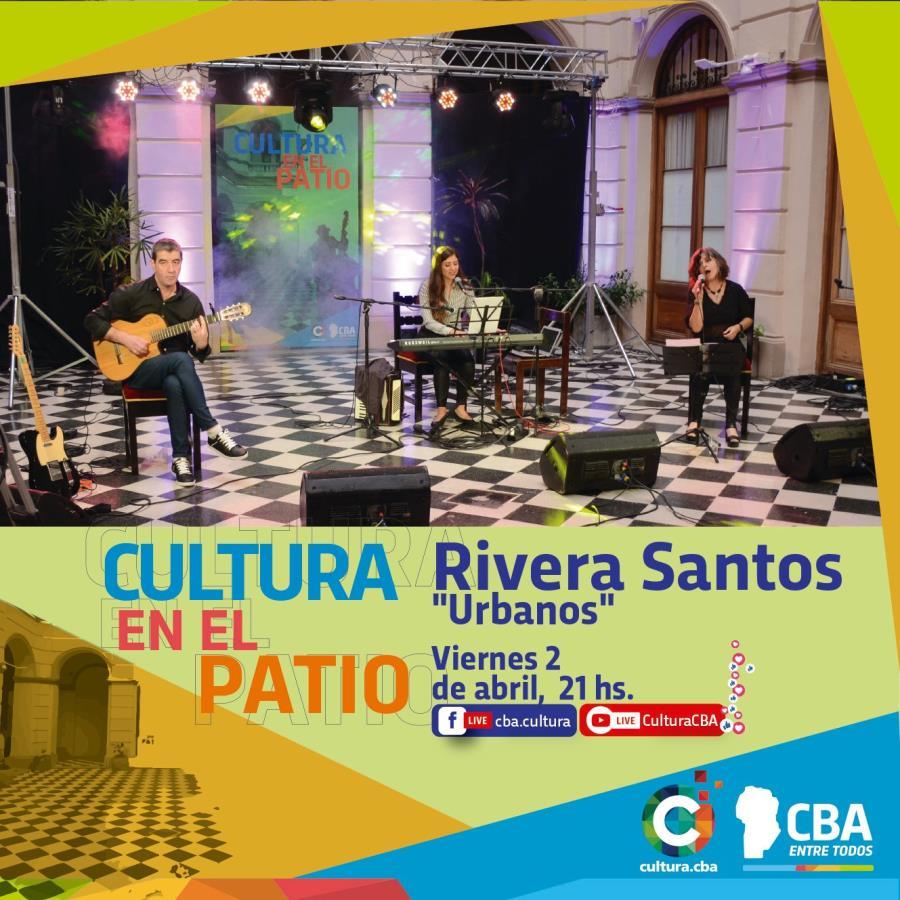 Cultura en el patio: Rivera Santos