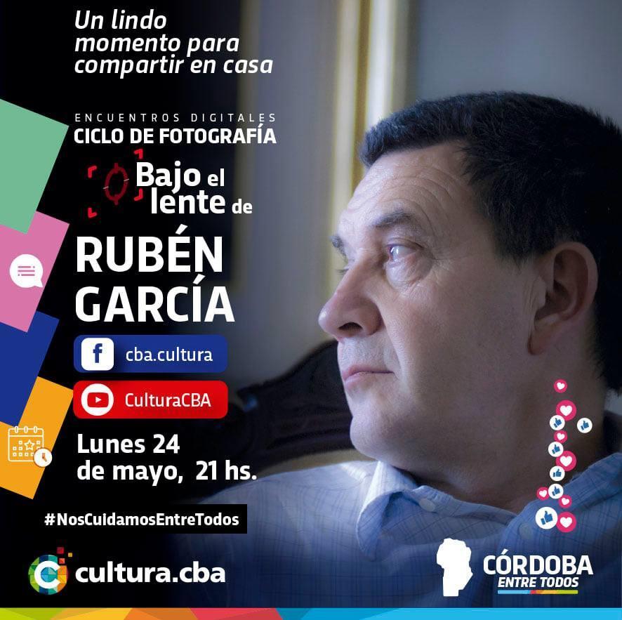 Bajo el lente de Rubén García