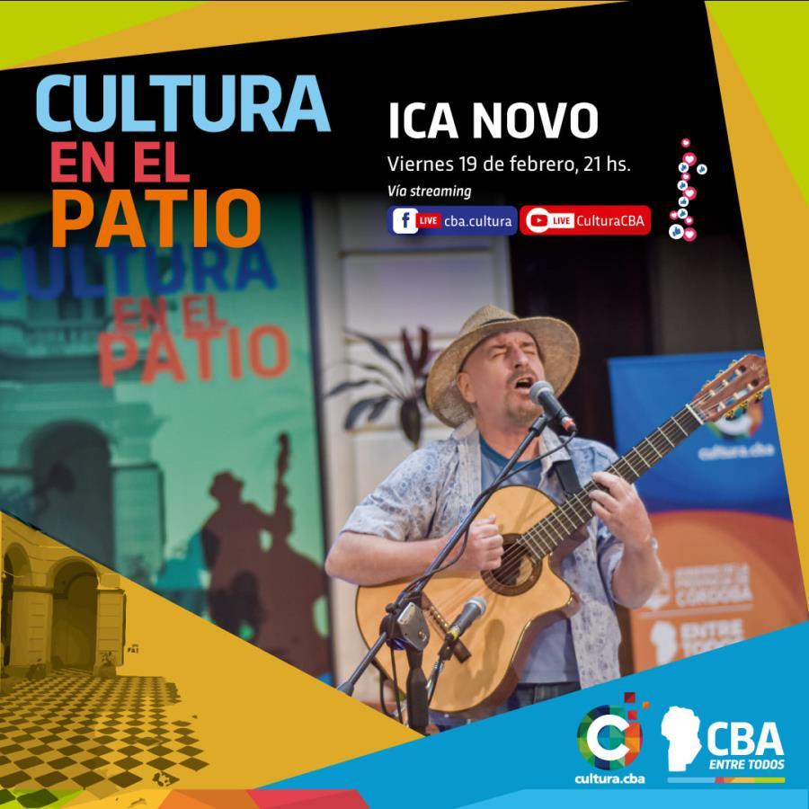 Cultura en el Patio: Ica Novo