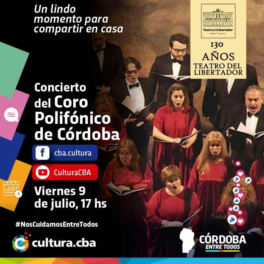 Concierto del Coro Polifónico de Córdoba