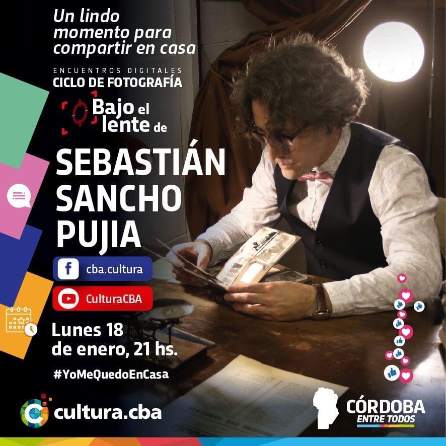 Bajo el lente de Sebastián Sancho Pujia