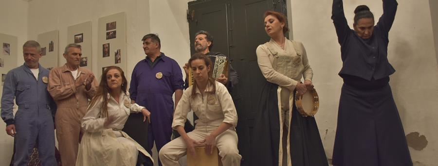 Vuelve Lorca al teatro Real con Verde que te quiero verde Teatro Real – Sala Carlos Giménez