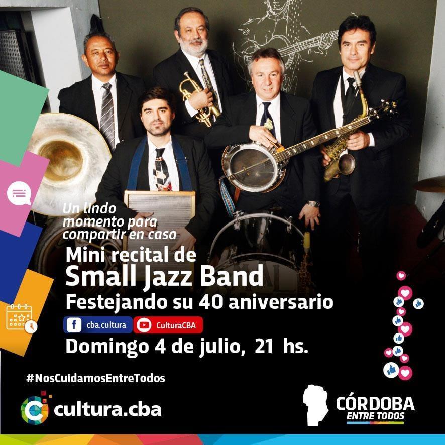 Mini recital de Small Jazz Band