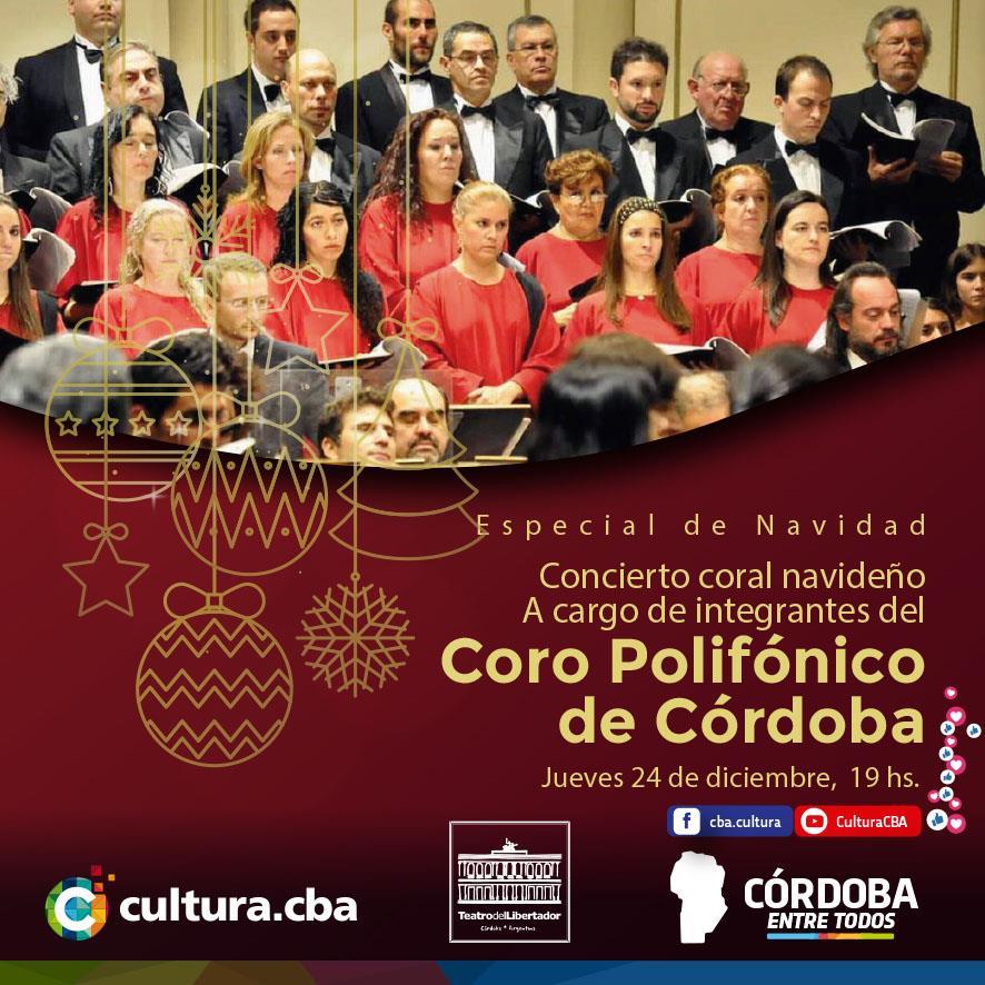 Especial de Navidad: Canciones de Navidad: Coro Polifónico de Córdoba