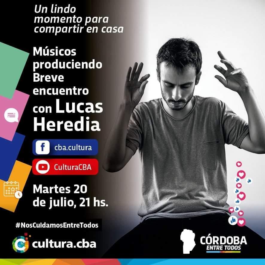 LUCAS HEREDIA