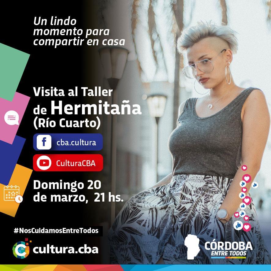 Visita al taller de Hermitaña (Río Cuarto)
