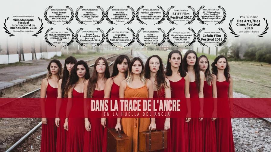 Obras virtuales: Dans la trace de l'ancre: En la huella del ancla (2017)
