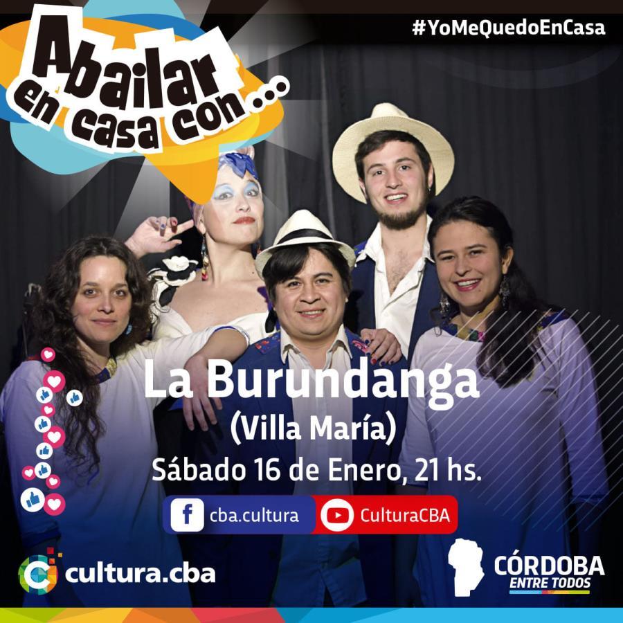 La Burundanga (Villa María)