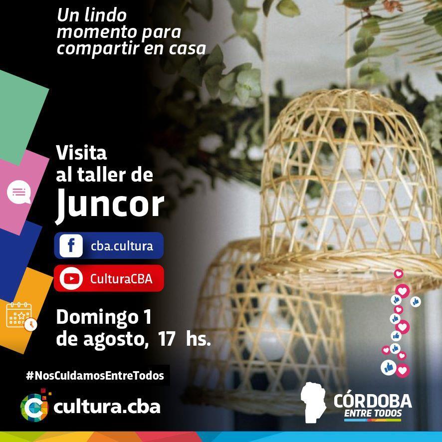 Visita al taller de Juncor